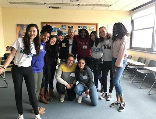 Canterbury Students Attend Diversity Conference at Hotchkiss