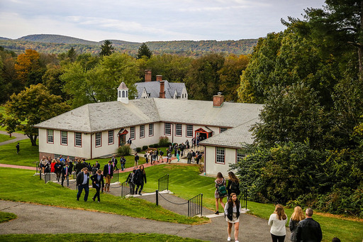 Parents' Weekend and Fall Benefit Hosted