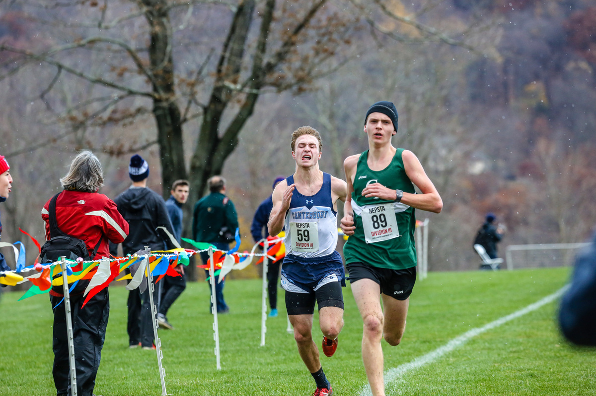 Cross Country DIII Championship Hosted at Canterbury