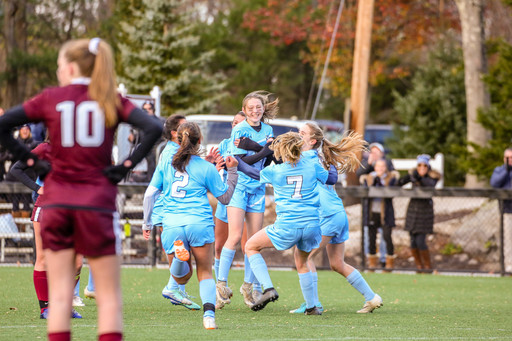 Fall Teams Progress to Post-Season Tournaments