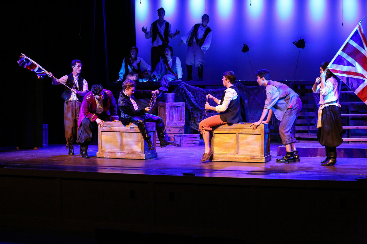 Peter and the Starcatcher Produced at Canterbury