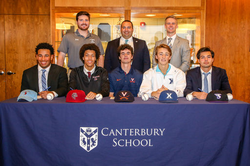 National Signing Day Hosted for Sixth Form Athletes