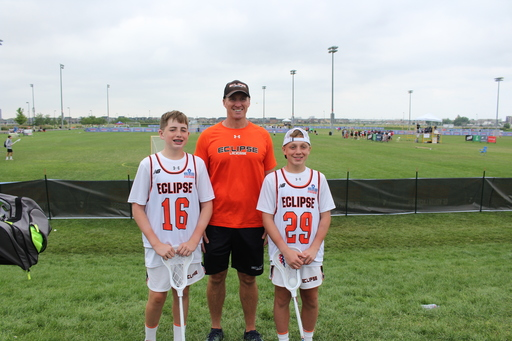 Chris Roberts, Head Coach of Boys' Varsity Lacrosse, heads to the World Series for Youth Lacrosse
