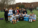 Cammy Roffe Coaches Field Hockey to New England Championship Victory